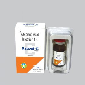 Vitamic c (Ascorbic Acid) 50mg/6ml