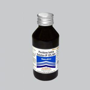 povidone Iodine 10%w/v