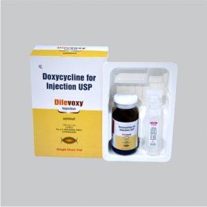 Doxycycline 100 MG /INJ Manufacturer