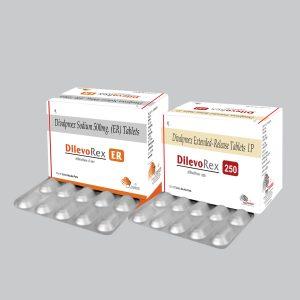Dilevorex-250 & ER Talets