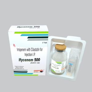 Ifycenem-500 Injection