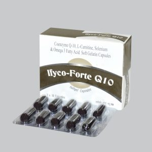 Ifyco-Forte-Q10 Softgel Capsules