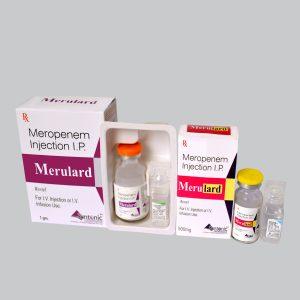 Merulard-500 & 1000mg Injection