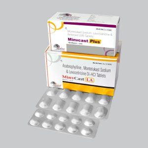Minvcast-LA & Minvcast-Plus Tablets