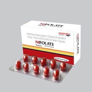 NIfolate (Softgel Capsules)