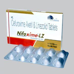 Nifoxime-LZ Tablets