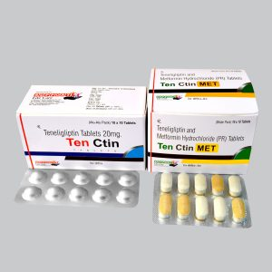 Ten Ctin & Ten Ctin Met Tablets